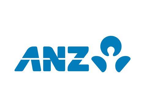 bank anz anz logo logotype logok