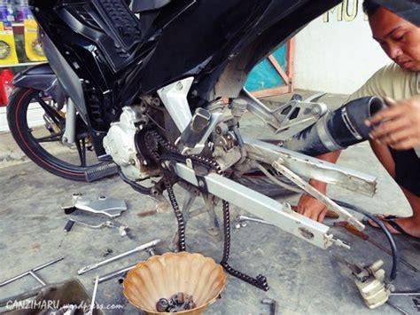 Monoshock Motor Mx resiko pasang pangkon peninggi monoshock jupiter mx aragani personal