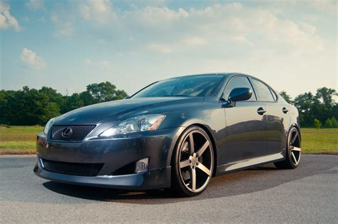 lexus vossen vossen wheels presents lexus is 350 on custom wheels