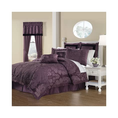 buy bedding buy soho lorenzo 8 pc damask comforter set limited
