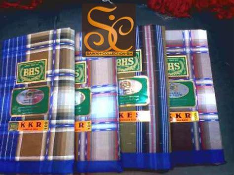 Sarung Setanggi Bhs Kkr Kes fashionable sarung samarinda