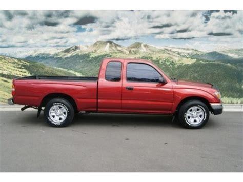 2003 Toyota Tacoma Specs 2003 Toyota Tacoma Xtracab Data Info And Specs Gtcarlot