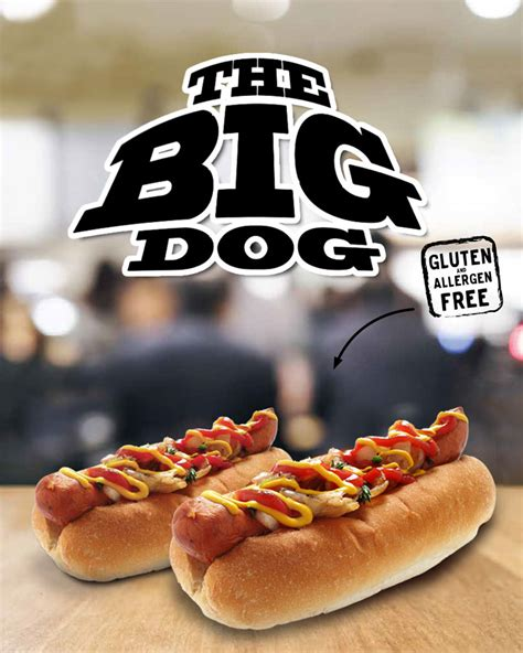 are dogs precooked new products big al s foodservice uk
