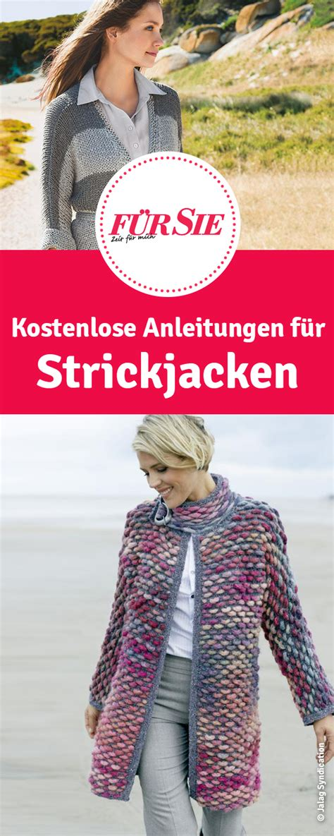 Die Sch 246 Nsten Strickjacken Pullover Stricken
