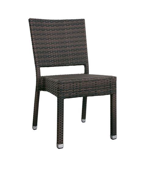 chaise aluminium exterieur chaises d ext 233 rieur en r 233 sine tress 233 e le mobilier du pro