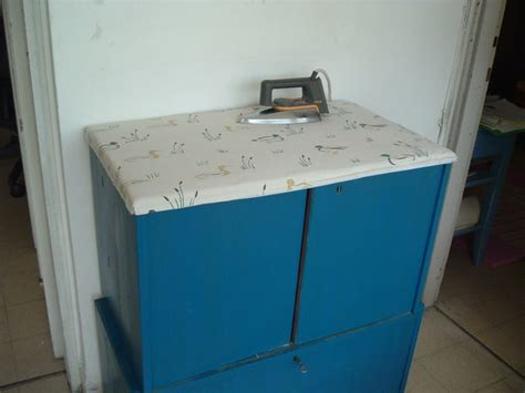 temporary cabinet covers removable ironing board top on a cabinet 7