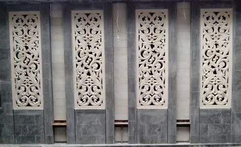grc hexacon indonesia ornamen grc roster beton mengenal jenis material roster umum pasaran