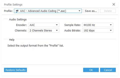 format file audio pcm pcm to aac converter convert pcm to aac