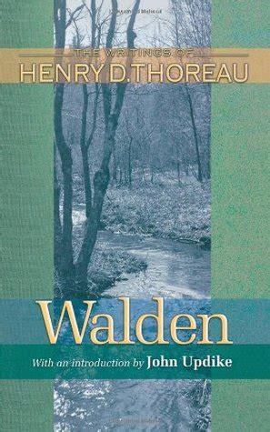 walden book free read henry david thoreau ebook