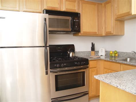 kitchen appliances nyc furnished apartments at the highline west village
