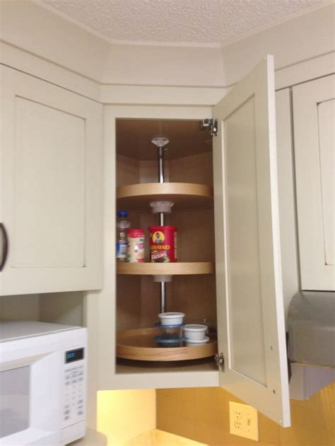 glamorous kitchen corner cabinet turntable 89 with corner wall cabinet lazy susan woodworking projects plans