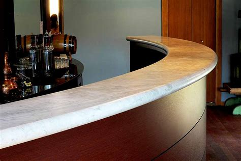 bar counter top stone fabrication installation scrivanich natural stone