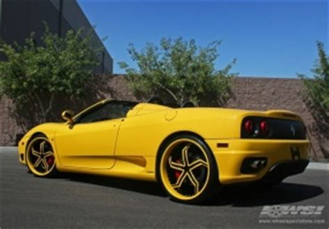 Ferrari 360 Modena Modified by 10 Custom Ferrari 360 Modenas List Of Modified Cars