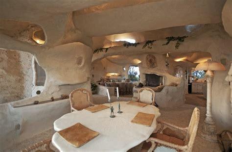 flintstones house flintstones style house in malibu interior design ideas