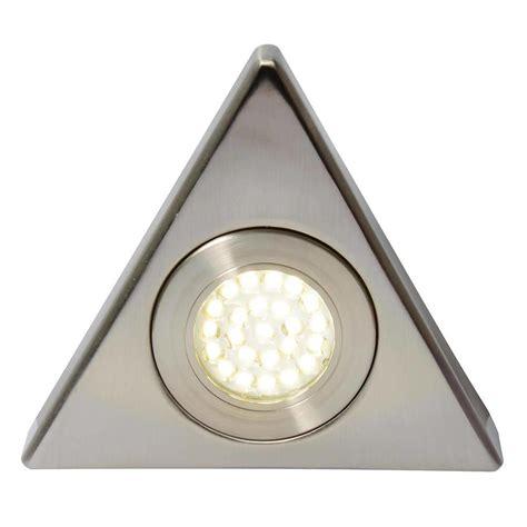 Scott Triangular Cool White Led Under Kitchen Cabinet Triangular Cabinet Kitchen Lights