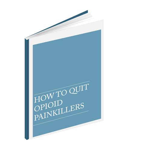 painkillers books the definitive guide to quitting painkillers printable book