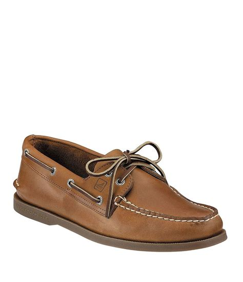 Original Sperry Top Sider sperry top sider authentic original 180 s 2 eye boat shoes