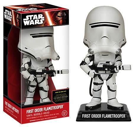 wars 7 bobbleheads figurine flammetrooper funko bobble wars 7