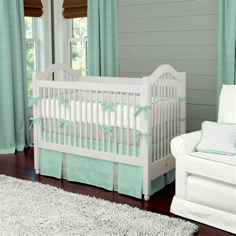 mint green baby bedding best 20 mint green bedding ideas on pinterest