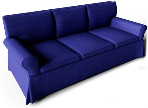 ikea dark blue sofa cad and bim object ektorp sofa dark blue ikea