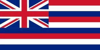 hawaii colors kingdom of hawaii