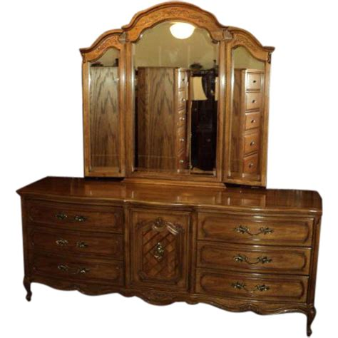vintage french provincial bedroom set five piece vintage french provincial bedroom set by