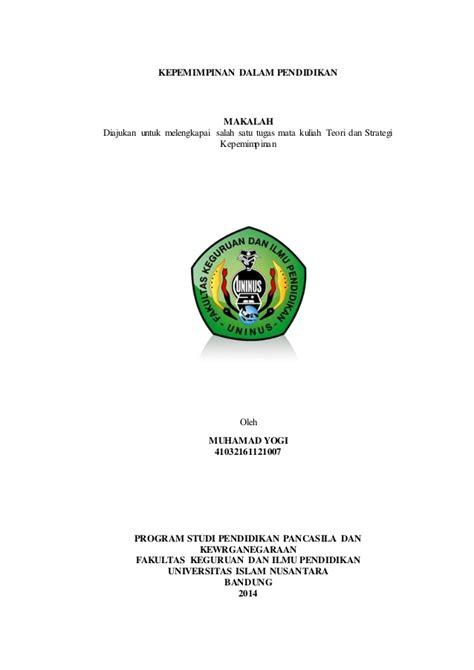 Kepemimpinan Pendidikan Kejuruan Istana 1 kepemimpinan pendidikan