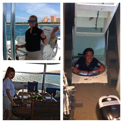 boat insurance jobs yacht jobs how to become a stewardess or deckhand yacht