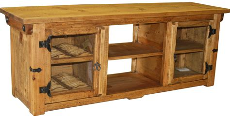 Barnwood Dining Room Table lauro tv stand durango trail rustic furniture
