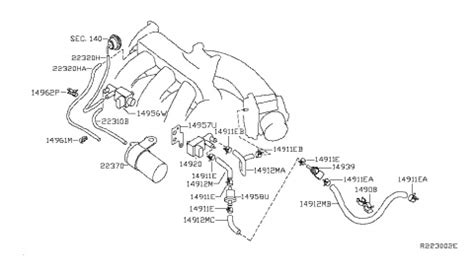 nissan maxima egr valve location wiring diagram and fuses
