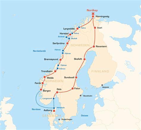 Nordkap Motorrad by Nordkap Motorradtour Entdecken Sie Das Fantastische