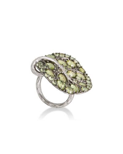 Hello Pave Ring From Neiman by Michael Aram Pave Ring Neiman