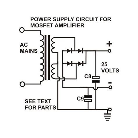 transistor lifier design steps how to build a 100 watt mosfet lifier circuit simple design explored