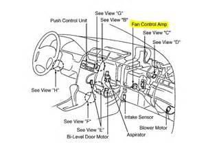 2009 nissan sentra blower motor location 2009 free engine image for user manual