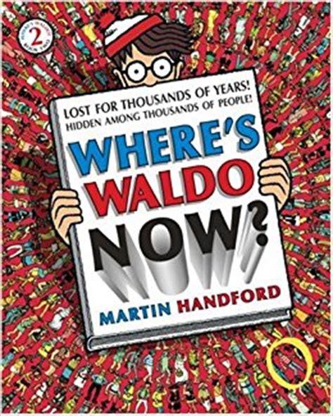 where s waldo now martin handford 9780763634995