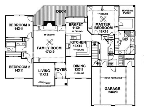 chapparal luxury ranch home plan 051s 0064 house plans luxury ranch home floor plans