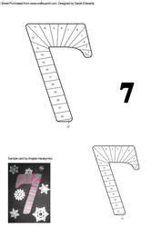 Paper Folding With Numbers - 1181 best images about iris folding on