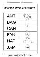 3 letter word tracing pre writing skills use the