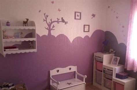 chambre d馗o nature davaus deco chambre bebe mauve avec des id 233 es