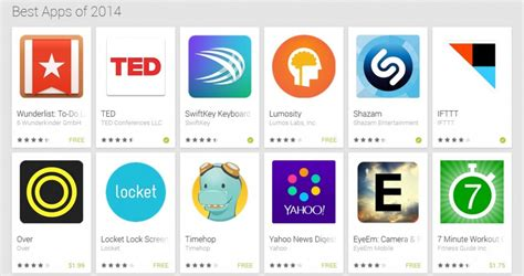 best android app 2014 publishes list of top android apps for 2014 somegadgetguy