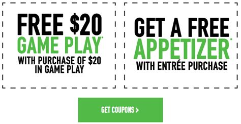 dave and busters printable food coupons dave busters printable coupons 2014 dave and buster s
