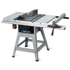 Commercial Table Saw Delta 36 650 10 Inch Professional Table Saw Power Table