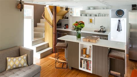 tiny house interior design ideas tiny loft homes and tiny house interiors photos an www aofwe