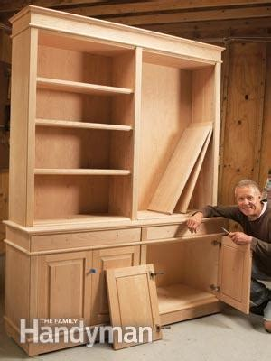 bookcases pro shortcut  diy furniture makers diy