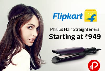 Philips Hair Dryer Range philips hair straighteners product range starting at rs 949