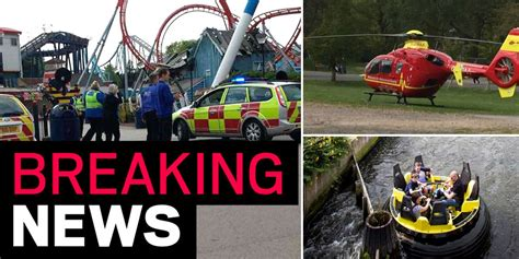 drayton manor dies after falling from ride at drayton manor theme