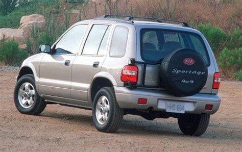 2002 Kia Sportage Ex 2002 Kia Sportage Information And Photos Zombiedrive
