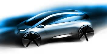 New Electric Car Designs Bmw S Electric Car The Megacity Vehicle Designed For