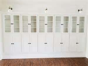 How To Install Built In Bookshelves Avery Design Diy Summer School Ikea Hack