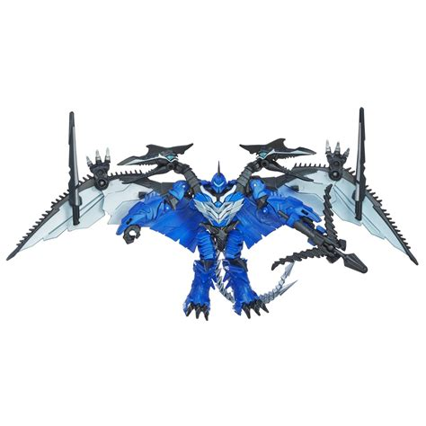 Mainan Transformer Aoe Generation Deluxe quot age of extinction quot strafe evolution 2 pack review bwtf